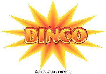 """word """"bingo"""""""