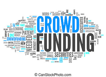 Word Cloud Crowd Funding - Word Cloud with Crowd Funding ...