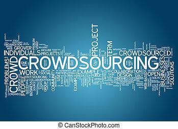 Word Cloud Crowdsourcing - Word Cloud with Crowdsourcing ...