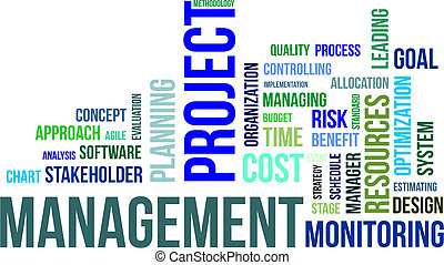 Vectors of Project management, time cost quality mind map ...