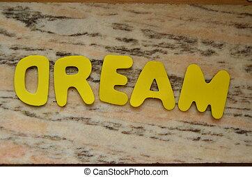 WORD DREAM