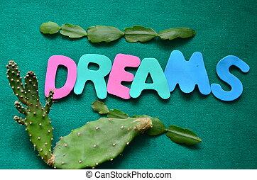 word dreams