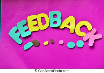 word   feedback