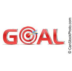 Word goal