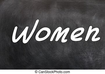 Word of women