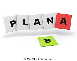 Word plan a and b