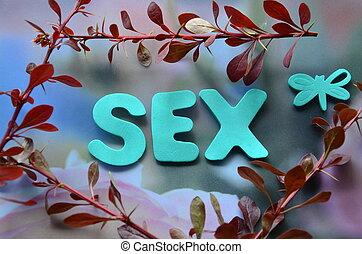 WORD SEX