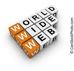 word wide web