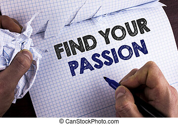 passion for business essay When writing an expository essay, you need to show the deeper side of your chosen subject  it is not only a huge business hub, but.