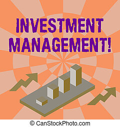 Word writing text Investment Management. Business concept ...