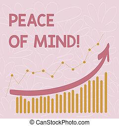 Peace of mind essay