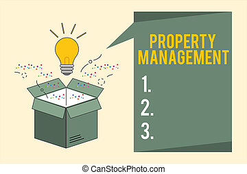 Property Manager from Chiosco Eventi