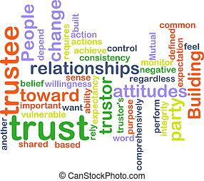 wordcloud, confiança