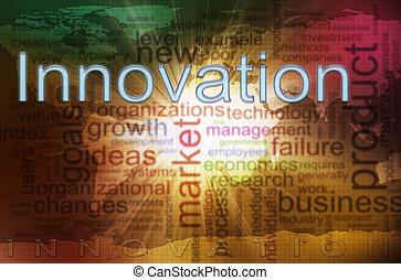 wordcloud, innovation