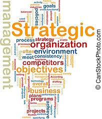 wordcloud, kierownictwo, strategiczny