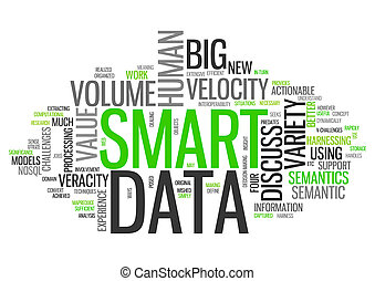 Wordcloud Smart Data