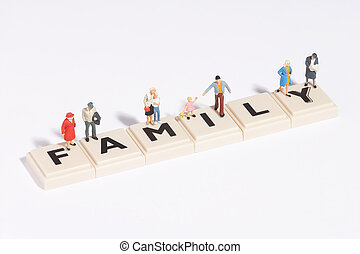 "wordgames- family - \""family\\\"" written of..."