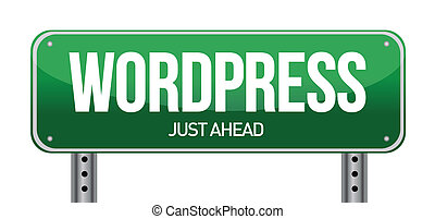 wordpress, דרך, דוגמה, חתום