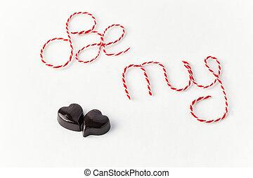 Words Be my Valentine