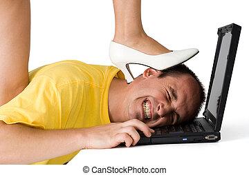work!, assez, informatique