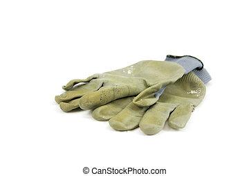 Work gloves - Dirty work gloves