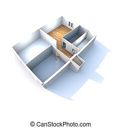 Work In Progress - Architecture - Conceptual, work in...
