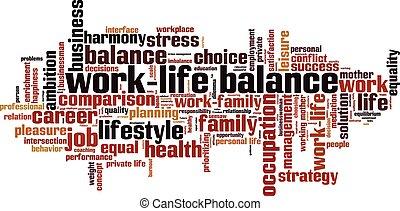 work-life, 平衡
