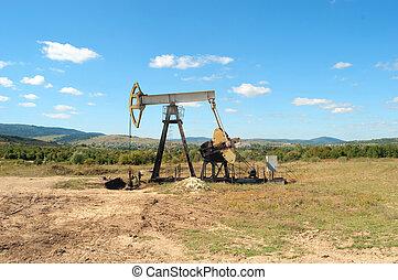 work of oil pump