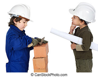 Worker and supervisor