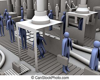 Worker factory #2.