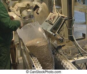 Worker pack pellets