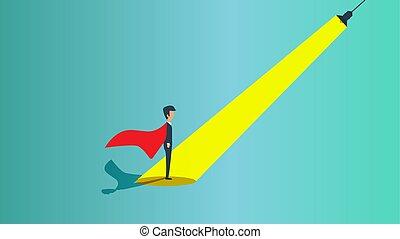 worker., vector., ember, alkalmazás, siker, talál, jövő, fogalom, fény, reflektorfény, choose., sorozó, karrier, vezető, alkalmazás, egyesített, jelölt, egyedülálló, vacancy., hős, befog, ügy, tehetség, alkalom, keres, munka