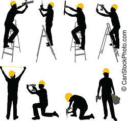 workers, строительство