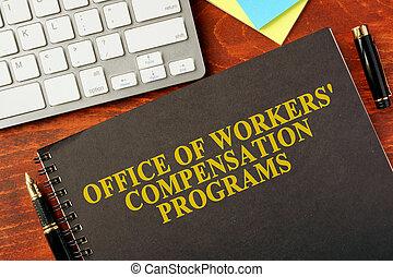 workers', (owcp), compensación, oficina, programas