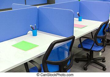 worker's, posto, ufficio