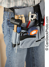 Workers tool belt