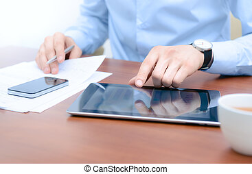 workflow, com, novo, tecnologias