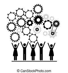 workforce, konstruktion