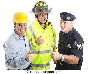 Workforce Thumbsup