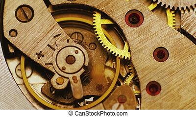 Working Clockwork