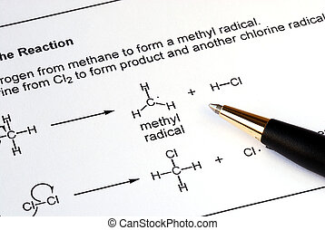 Working on the college level Organic Chemistry