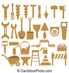 Working tools icon