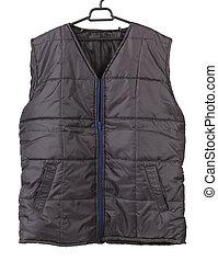 Working winter vest.