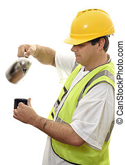 Workman Coffee Break