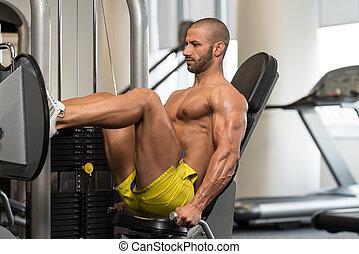 Workout Leg Press Exercises