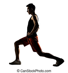 workout lunges