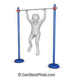 workout man
