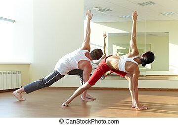 workout, vrolijke