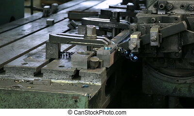 Workpiece processing on planing machine