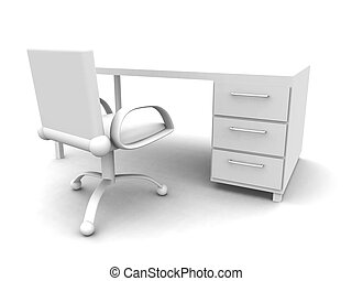 workplace, främre del, -